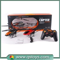 New Arrival!3.5 channel infrared metal remote control mini small helicopter rc plane with gyro