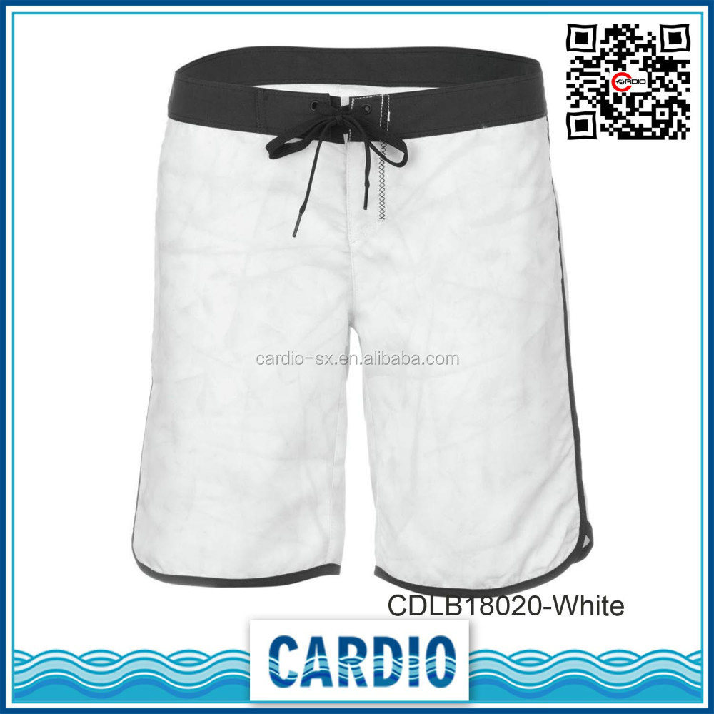 waterproof new style boys 4 way stretch material boardshorts