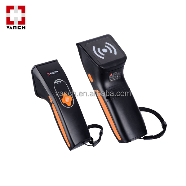 2m Uhf Bluetooth Handheld Rfid Reader With Android App - Buy Handheld Rfid  Reader With Android App,Bluetooth Handheld Rfid Reader,Android Bluetooth
