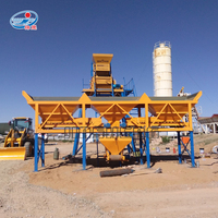Construction Machinery PLD800 concrete batching machine for concrete mixing