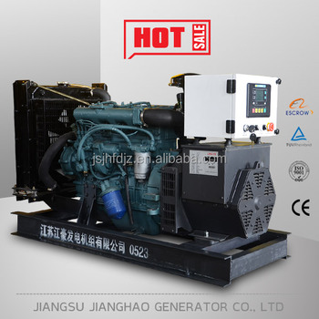30kva Diesel Generator With Daewoo Engine 24kw Diesel Power Generator Set  Price - Buy 24kw Power Generator,30kva Diesel Generator,30kva Power