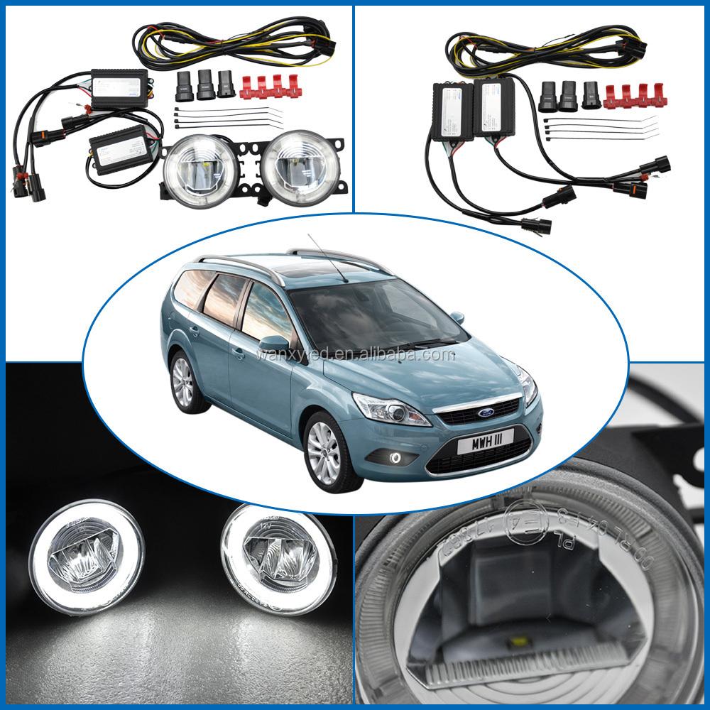auto lighting parts for suzuki swift car used high quality drl fog