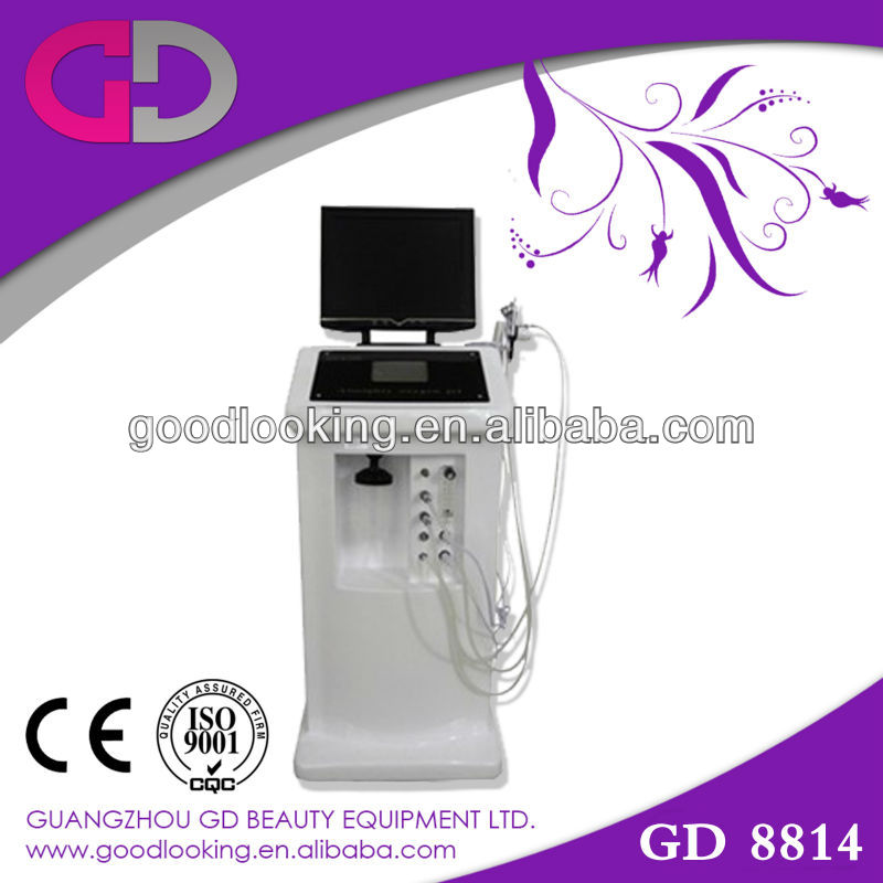the best guangzhou oxygen jet Skin Rejuvenation instrument