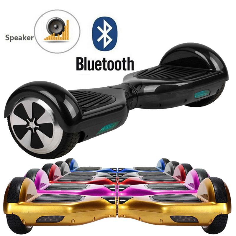 smart balance wheel speaker bluethooth scooter monopattino elettrico 2 ruote led. Black Bedroom Furniture Sets. Home Design Ideas