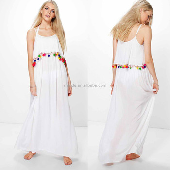 Plus Size Women Swimwear Strap Maxi Boho Beach Dress Cover Up - Buy Plus  Size Bohemian Maxi Dresses,Strap Maxi Beach Dress Cover Up,Women Swimwear  ...