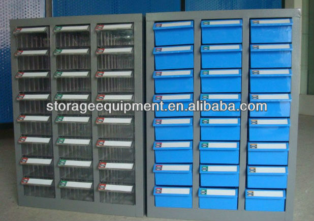 2018 Por Drawer Electronic Component Organiser Cabinet With New Design