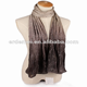 many kinds of sliver printed scarf for woman