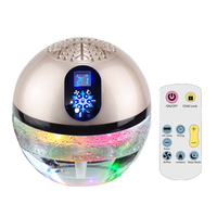 water vacuum cleaner no filter air purifiers globe wood freshener aroma globe diffuser and humidifier with oils