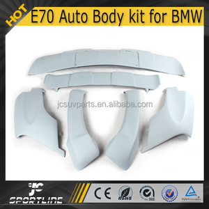 P Style PP X5 E70 Car Body Kit for BMW X5 E70 08 09 10