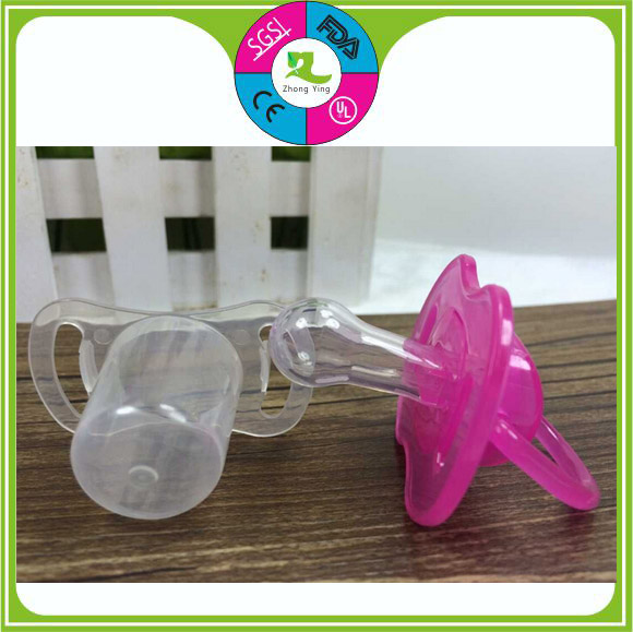 wholesale high quality Food Grade Silicone Baby Nipple/Baby teething pacifier