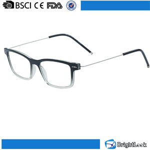 4b1a2fd5907a Progressive colors TR90 frame thin temple optics frame