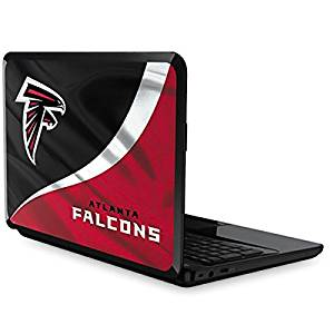 NFL Atlanta Falcons Pavilion G7 Skin - Atlanta Falcons Vinyl Decal Skin For Your Pavilion G7