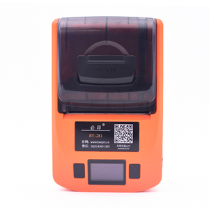 Beeprt handheld portable android bluetooth Logo jewelry price tag barcode label printer