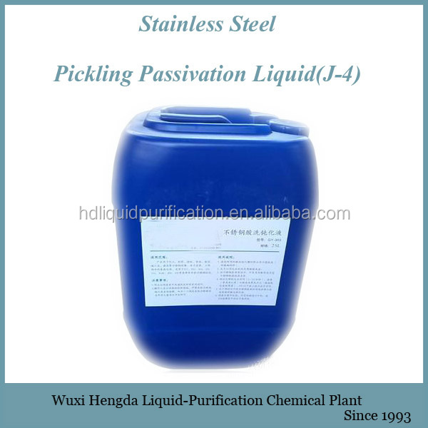 Stainless Steel Pickling Passivation Fluid
