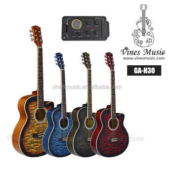 OEM Best Electric Acoustic Guitar Under 500 For Beginner View