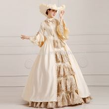 Newest Gothic Victorian medieval cosplay costumes