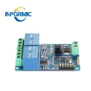 5V 12V dual Bluetooth relay module Internet of things for APP remote control