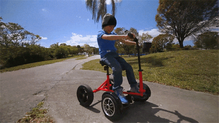2018 Promotion Hovebike for Hover board Attachment Hoverkart