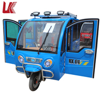 cheap electric 3 wheel tricycle taxi for sale/adult electric motorcycle with passenger seat/new model solar panel pedicab