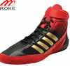 fashion style sale chinese wrestling shoes for men sports from fujian factory cheap leather wrestling shoes