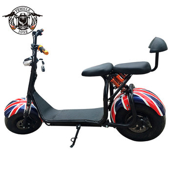 Holland Warehouse 2018 Nzita Europe Factory Price Auto Moto Electric Scooter/Citycoco