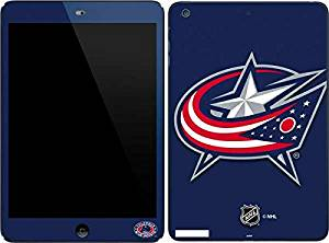 NHL Columbus Blue Jackets iPad Mini 3 Skin - Columbus Blue Jackets Logo Vinyl Decal Skin For Your iPad Mini 3