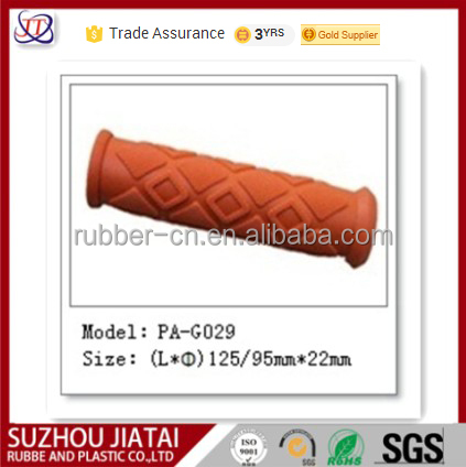 Custom Rubber Grips Bicycle handle Rubber Handle