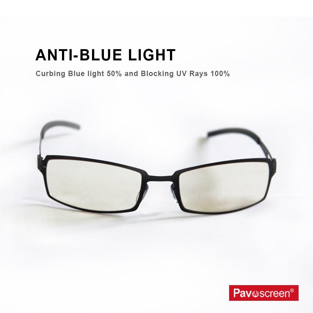 pavoscreen sun glasses to block blue light anti blue light