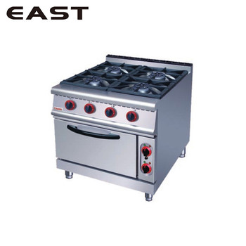 Stainless Steel Oil Cooking Stove/Single Burner Gas Stove Price/Gas Stove Auto Ignition