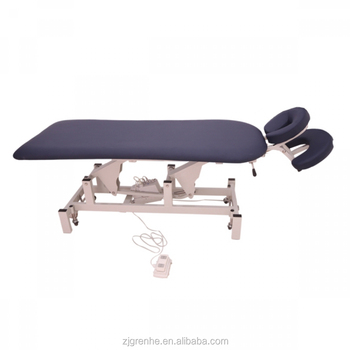 pt42016 electric used chiropractic tables - buy massage bed