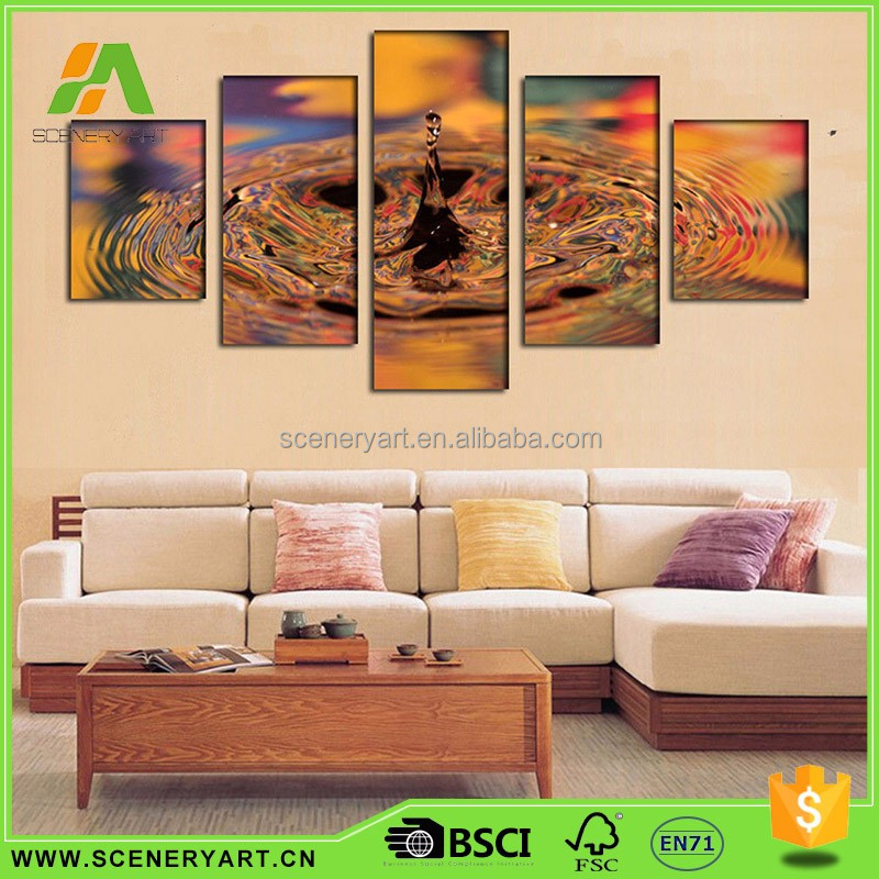 fashion Creative Design pictures to art canvas prints