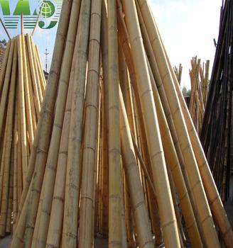 Wy T 001 Crudo Postes De Bambu Tonkinbarato Palos De Bambucanas De - Palos-de-bambu