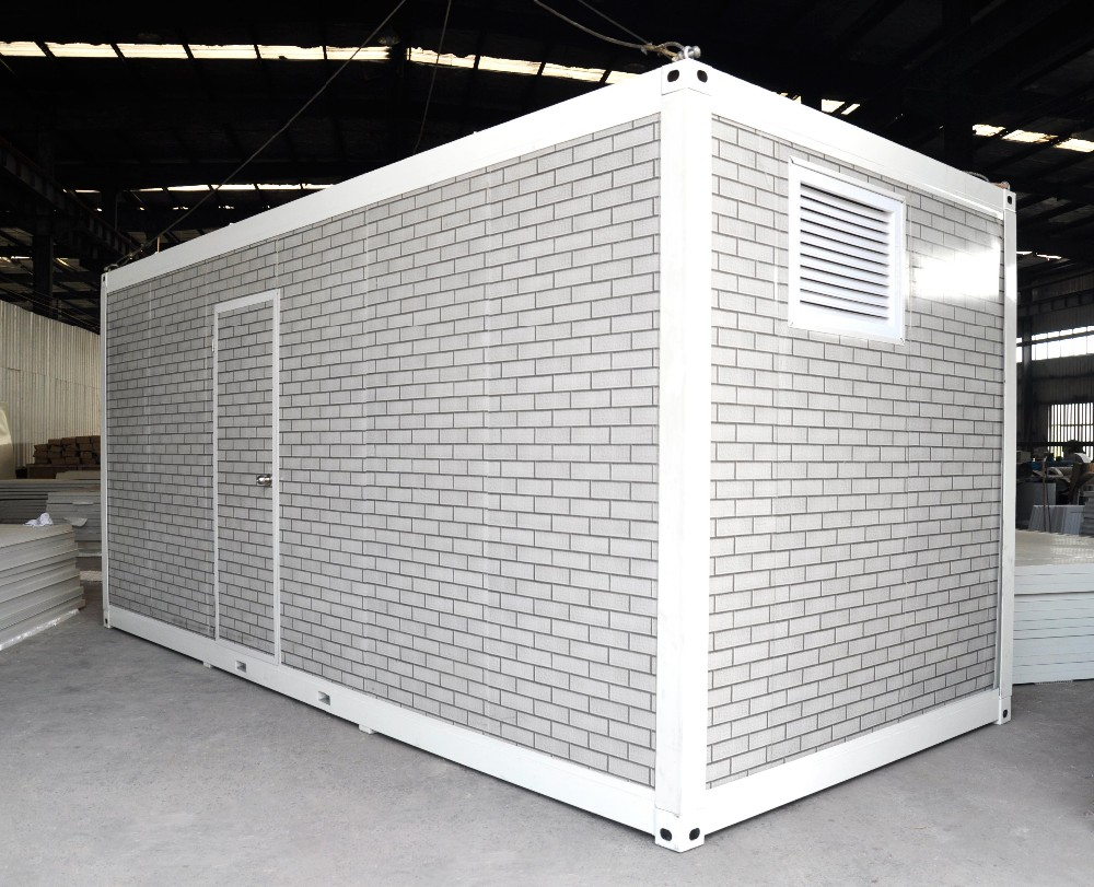 Nueva f brica de dise o modular prefabricada port til - Casa prefabricada modular ...