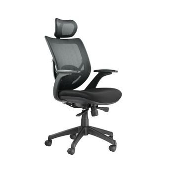 High Back Full Mesh Office Chair With Neck Support