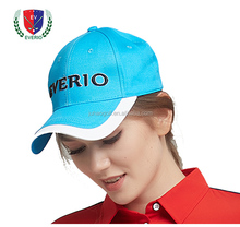Customized style and logo snapback cotton golf baseball caps hats for men