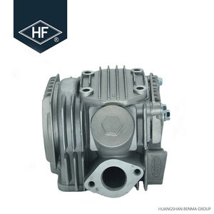 High Performance Motorcycle Engine Parts 110cc Air Cooling Cylinder Head  for Motorcycle ATV