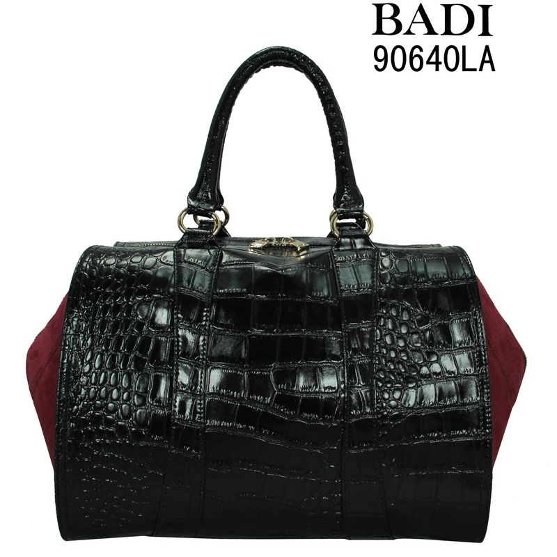 2013 crocodile leather tote hard handbags women fashion handbag leather 2012