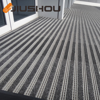 Flexible Floor Tile Water Absorbing Interlocking Outdoor Carpet