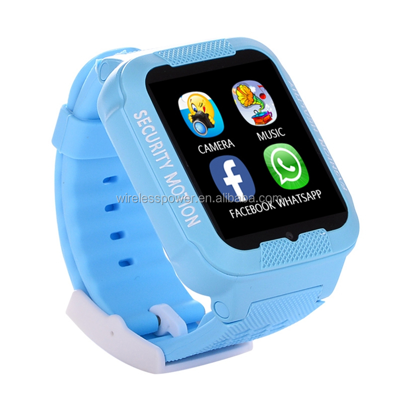 GPS Bendou LB5 Touch Screen K3 Waterproof Smart Positioning Track Watch with Camera,Remote Monitor for iPhone and kids adult