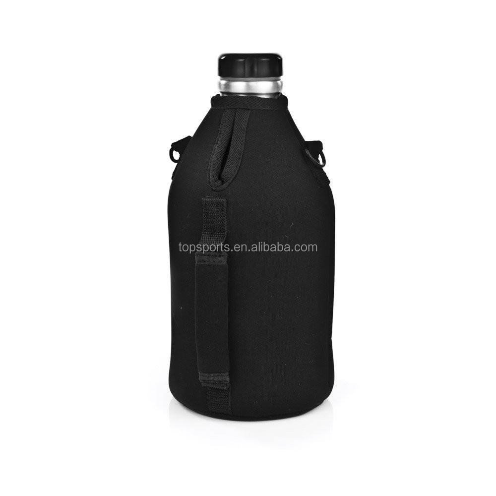 Neoprene Insulated cooler bag / water bottle carrier for family water cooler