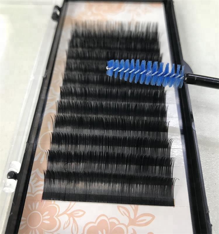 Creat Own Brand Ellips Flat 0.20 0.15 Eyelash Extensions Silk Lashes Individual Eyelash Extension, N/a