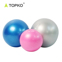 TOPKO 55 cm 65 cm 75 cm Anti-Burst Übung Ball Kit <span class=keywords><strong>Pumpe</strong></span> Enthalten PVC Gym Ball