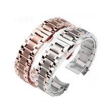 Quality Factory Mens Magnetic Bracelet Watchband Strap Titanium Watch Band