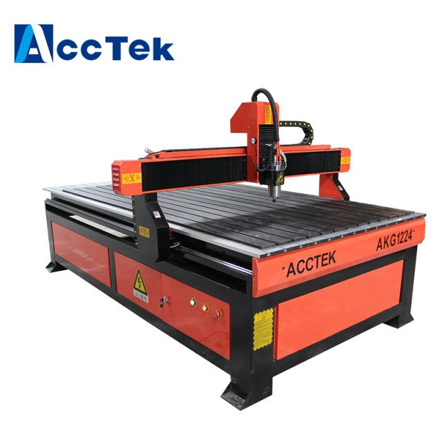 Advertising CNC Router Wood Engraving and Cutting CNC Router AKG1224