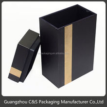 Sales Promotion Good Quality Hot-Stamping Wood Ornament Box