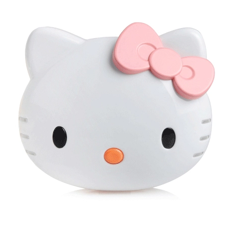 2015 most beautiful hello kitty 5V 1A 4400mAh power bank