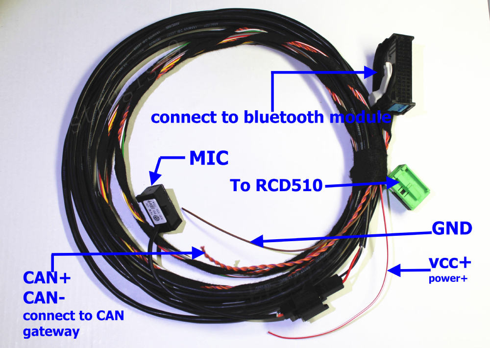 headset wiring diagram on
