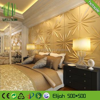 creative best price white embossed 3d brick wall sticker panel soft