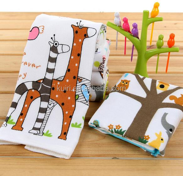 Soft Baby/kids/children Cotton Face Towel and Bath Towel