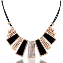 Moderní dámský náhrdelník z Aliexpress